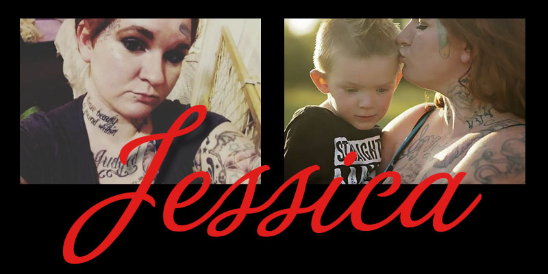Featured Tattooed Mom: Jessica K.