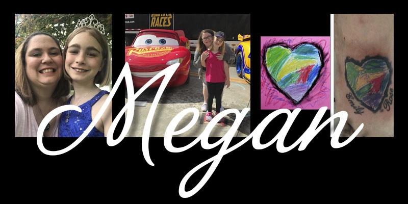 Featured Tattooed Mom: Megan S.