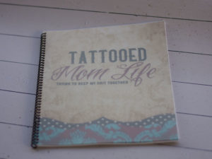 Tattooed Mom Life Calendar Book Cover