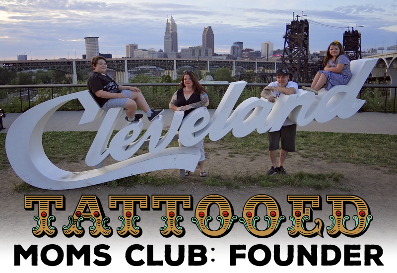 Tattooed Moms Club Founder: Terry A. Cutlip