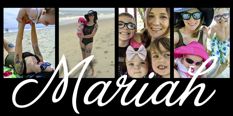 Moms Club Member Featured Tattooed Mom: Mariah R.