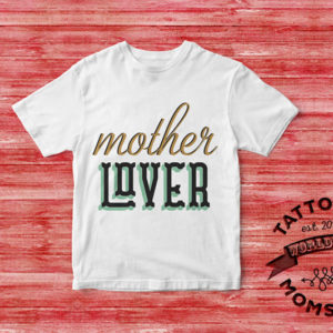 Mother Lover Kids' T-Shirt