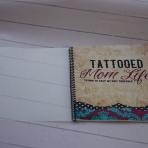Tattooed Mom Life Calendar Cover 2