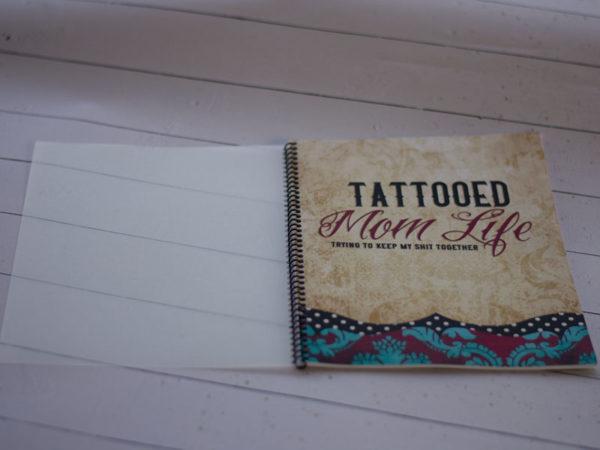 Tattooed Mom Life Calendar Cover 2